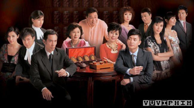 Sóng Gió Gia Tộc Phần 3 - On DalHeart And Greed 3 2017 TVB