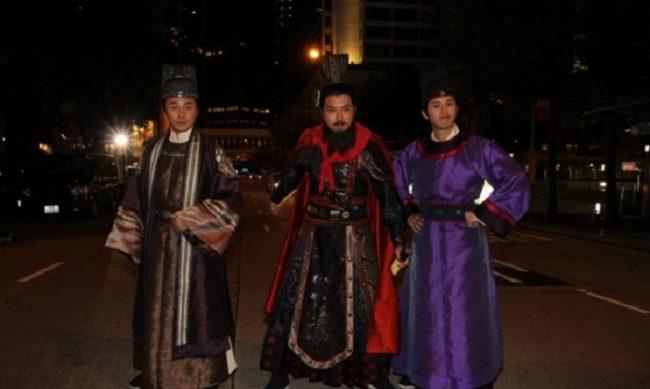 Nam Thần Xuyên Thời Gian -A General, A Scholar and An Eunuch SCTV9