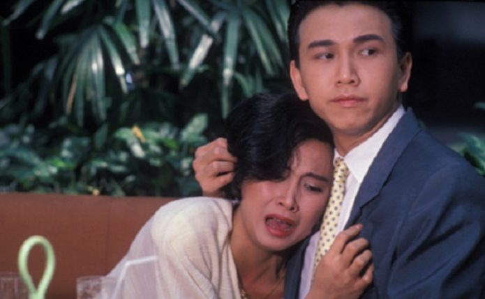 Nghĩa Bất Dung Tình - Looking Back In Anger (1989) TVB