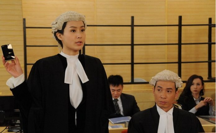 Đại Luật Sư Tranh Tài TVB (2013)