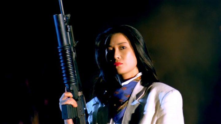 Nữ Sát Thủ Xinh Đẹp - Lethal Panther (1991)